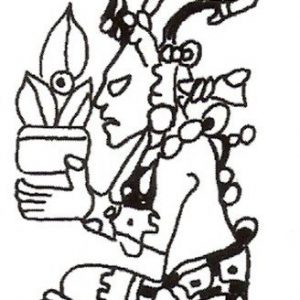image of an Mayan Symbol for Harvest