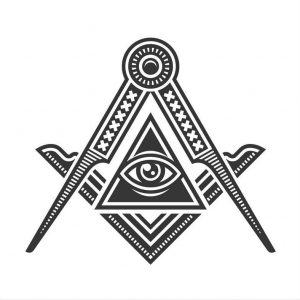 Image of the Freemason Eye Symbol