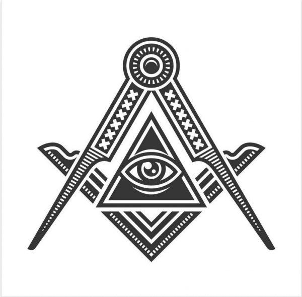 Image of the Freemason Eye Symbol