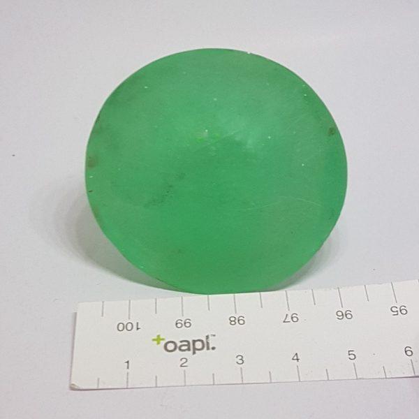 Peak Interest Rose Quartz Moonstone OrgoneIt Orgonite Cone 5cm 3