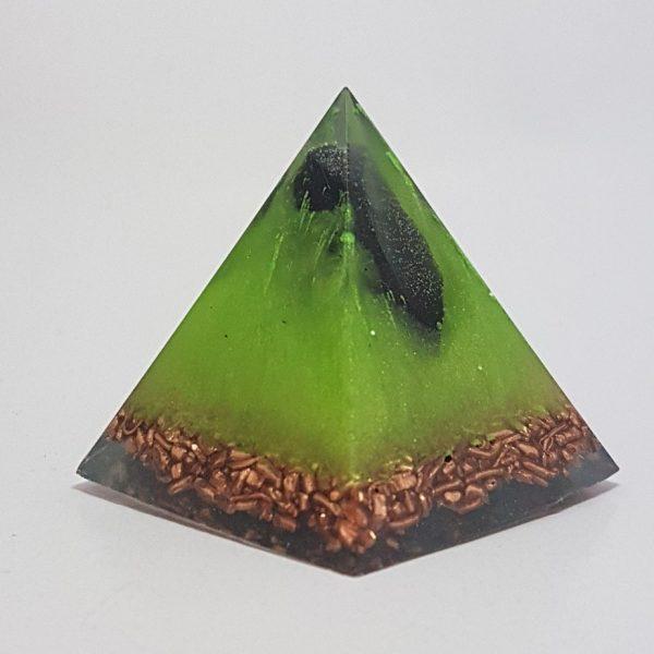 Powerhouse Orgonite Pyramid 4cm