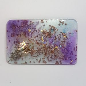 Meadow Dreams Orgone Orgonite Card