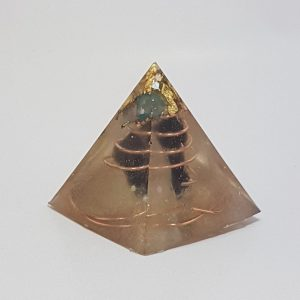 Illusions Orgonite Pyramid 3cm