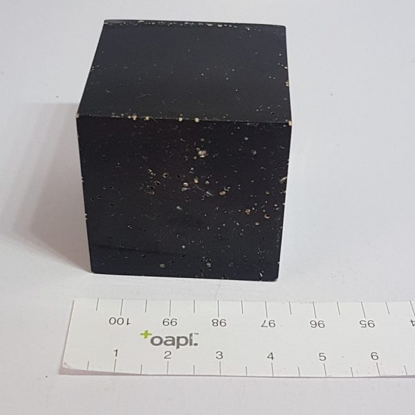 One World Tower Buster Orgonite Cube 4cm 3