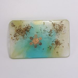 Sea Breeze Orgonite Orgone Card