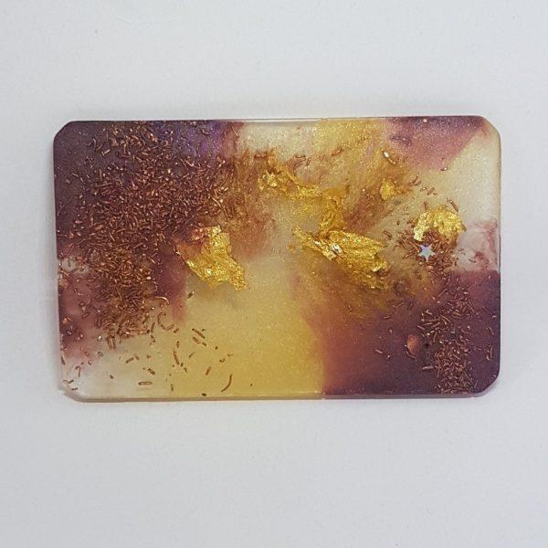 Desert Storm Orgonite Orgone Card 1