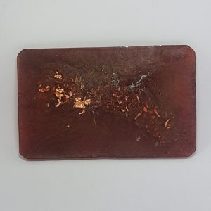 Dramatic Rose OrgoneIt Orgonite Card