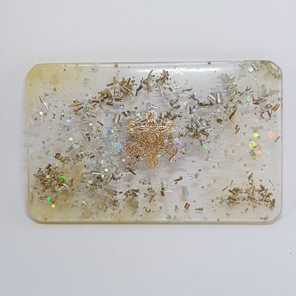 Take the Plunge Orgonite Orgone Card
