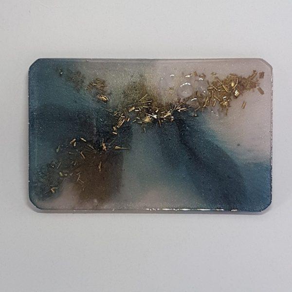 Smooth Skies OrgoneIt Orgonite Card