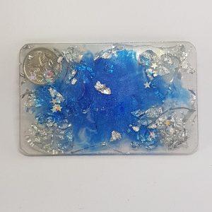 Silver Coin OrgoneIt Card
