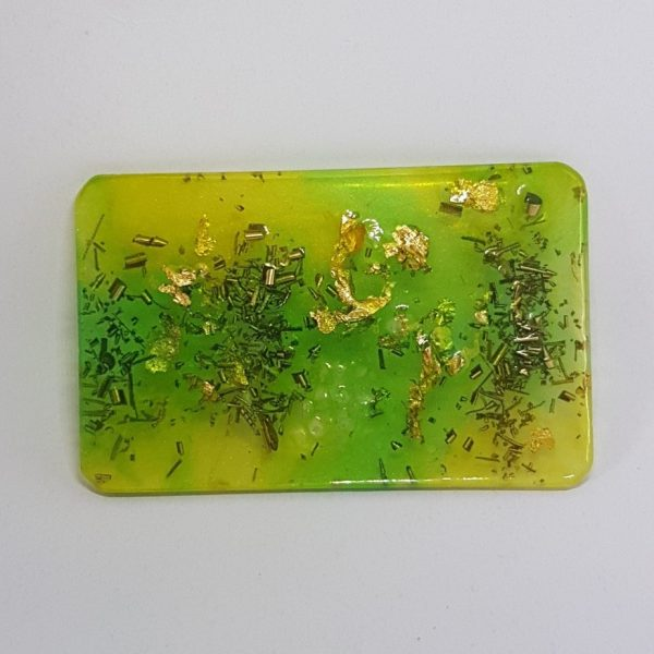 Terra Firma Orgonite Card 1