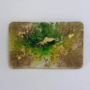 Earths Elements OrgoneIt Orgonite Card