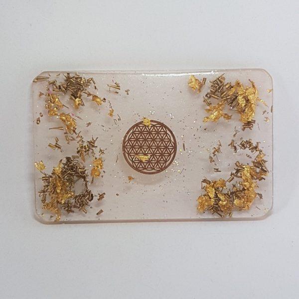 Copper Roads OrgineIt Orgonite Card 1