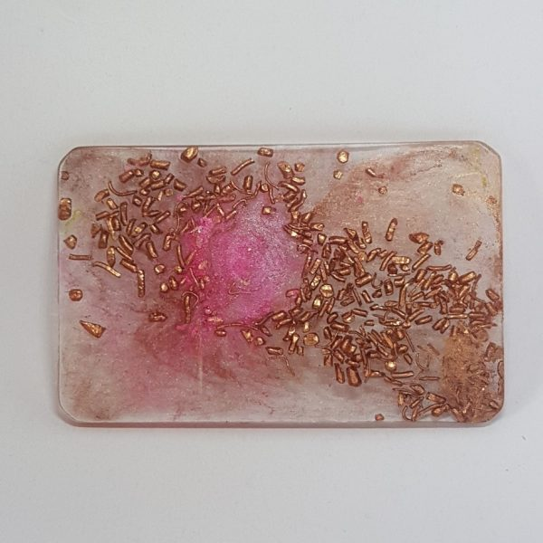 Candy Floss OrgoneIt Orgonite Card