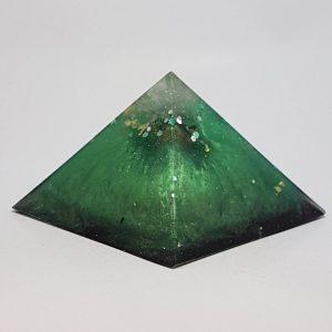 Photosynthesis Orgonite Pyramid 5cm Giza