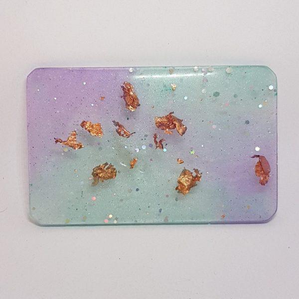 Running Free Orgone Orgonite Card 1