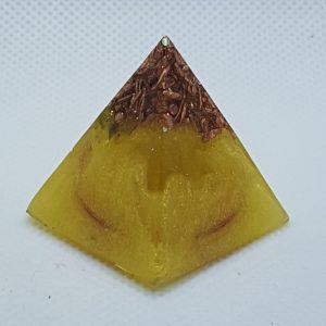 Soledad Orgonite Pyramid 3cm