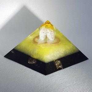 Sunraysia Orgonite Pyramid 7cm Giza