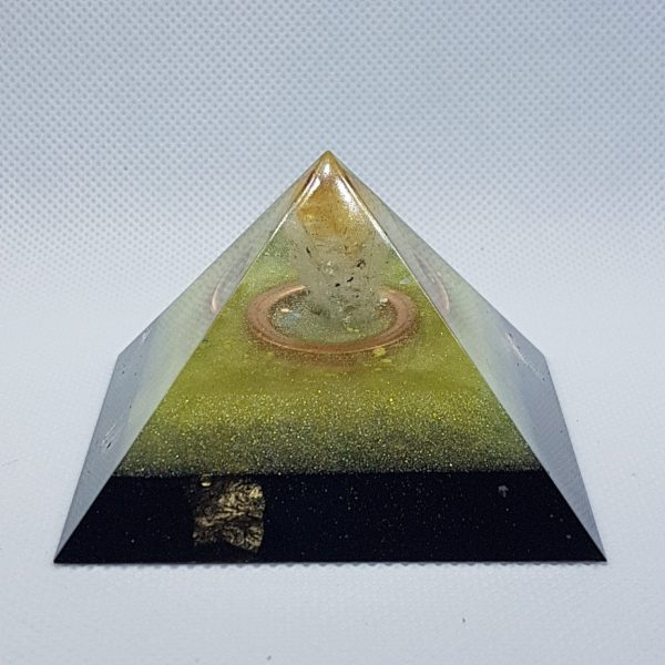 Sunraysia Orgonite Pyramid 7cm Mini Giza 2