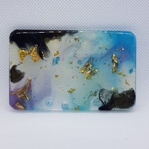 Smoke and Mirrors Orgone Orgonite Card