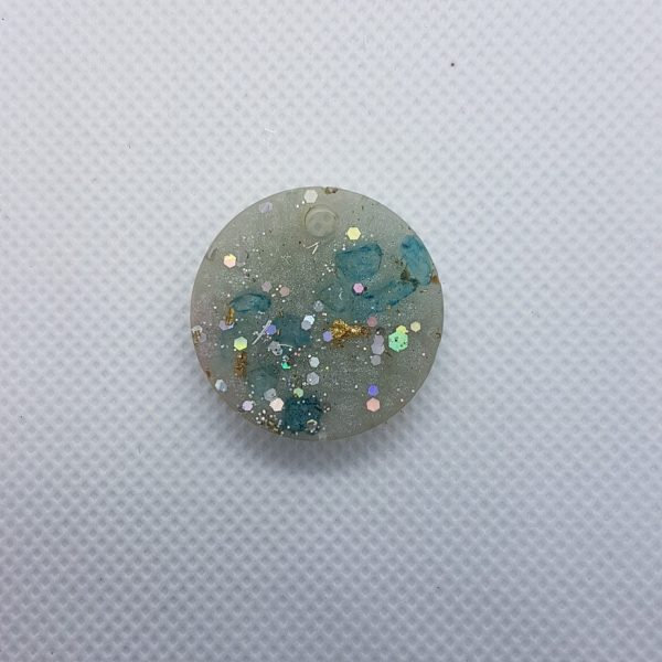 2nd Generation Pendant #13 Orgone Orgonite Pendant