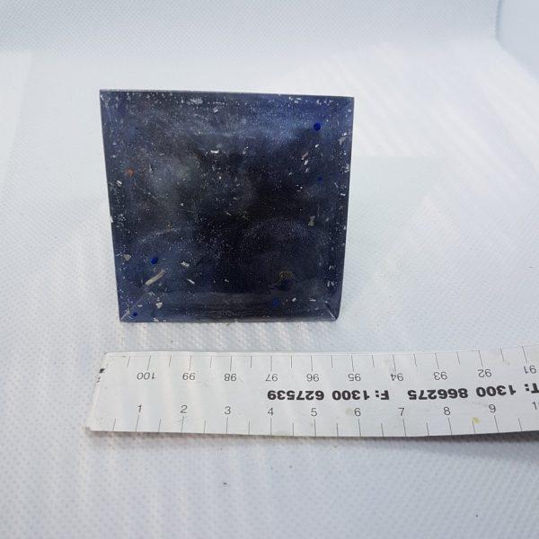 Massive Supergiant Orgone Orgonite Pyramid 6cm 3