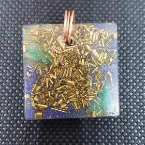 2nd Generation Pendant #16 Orgone Orgonite Pendant
