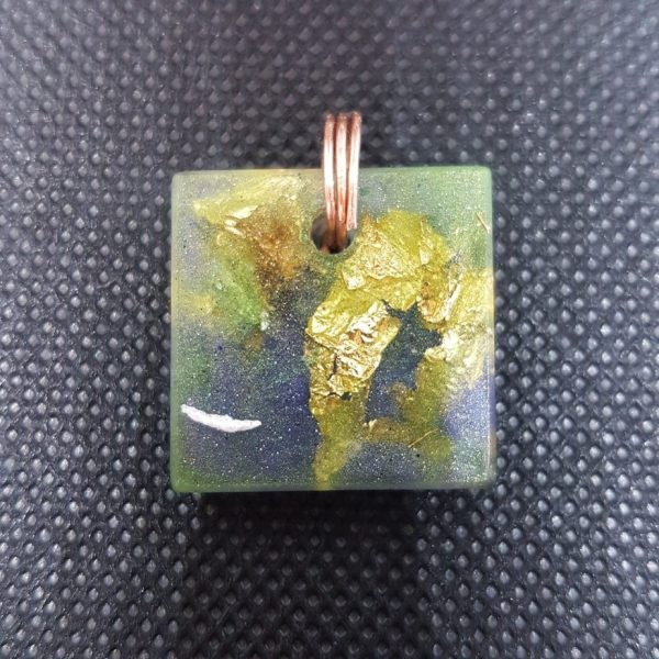2nd Generation Pendant #2 Orgone Orgonite Pendant