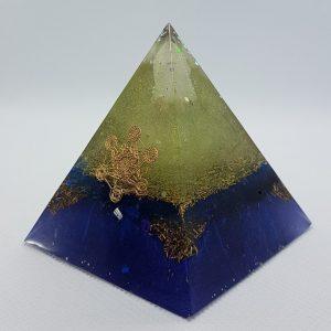 Fantasia Orgone Orgonite Pyramid 6cm