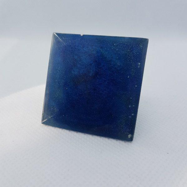 Neptune Dreams Orgone Orgonite Pyramid 4cm 2