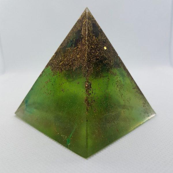 StarGate Orgone Orgonite Pyramid 6cm 1