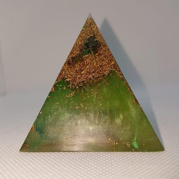 StarGate Orgone Orgonite Pyramid 6cm 2