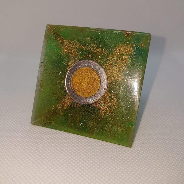 StarGate Orgone Orgonite Pyramid 6cm 3