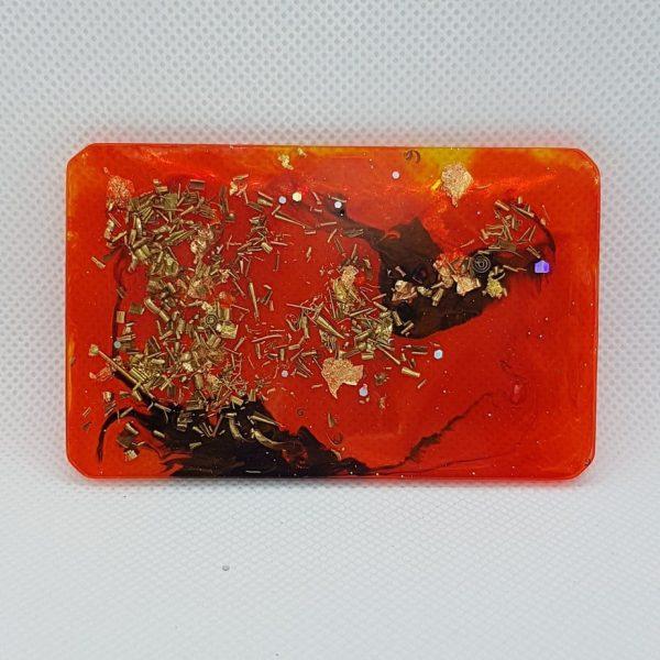 DarkStar Orgone Orgonite Card 1