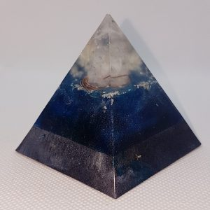 Beyond a Dream Orgone Orgonite Pyramid 6cm