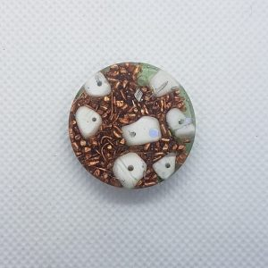 Third Generation Pendant #4 OrgoneIt Orgonite