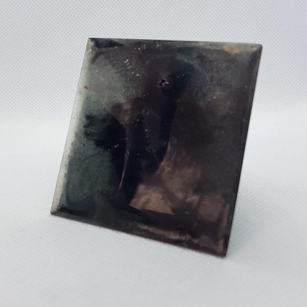 Sanhacat Orgone Orgonite Pyramid 6cm 3