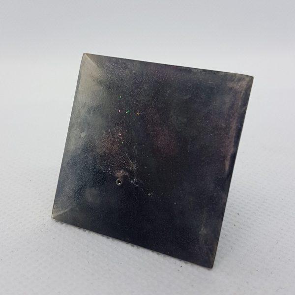 Beginning of Time Orgone Orgonite Pyramid 4cm 3