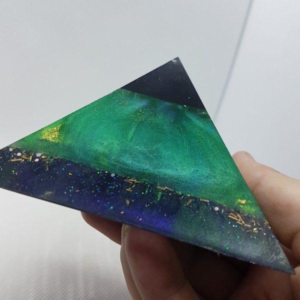 Transformation Orgonite Orgone Pyramid 9.5cm 3