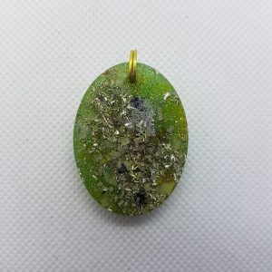 Third Generation Pendant #23 OrgoneIt Orgonite