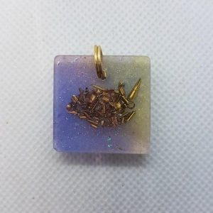 Third Generation Pendant #27 OrgoneIt Orgonite