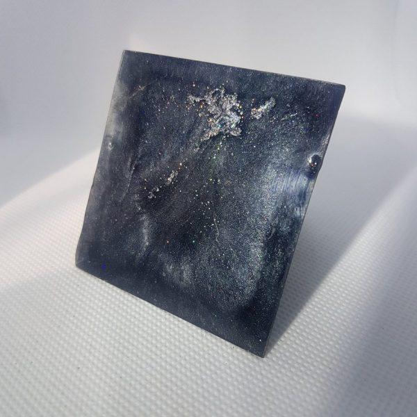 Callisto Moon Orgone Orgonite Pyramid 6cm 2