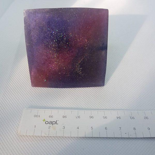 Dawn of Creation Orgone Orgonite Pyramid 6cm 5