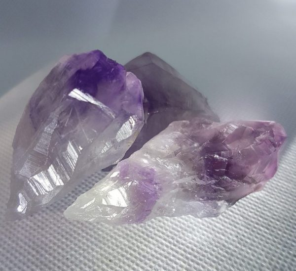 Larger Amethyst Points