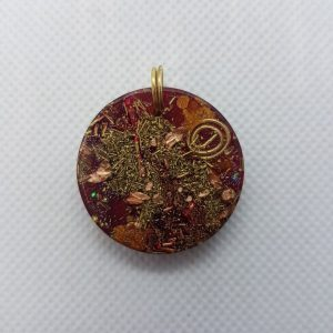Third Generation Pendant #25 OrgoneIt Orgonite