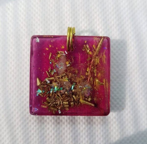 Fourth Generation Pendant #4 | Orgonite Power