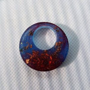 Third Generation Pendant #28 OrgoneIt Orgonite