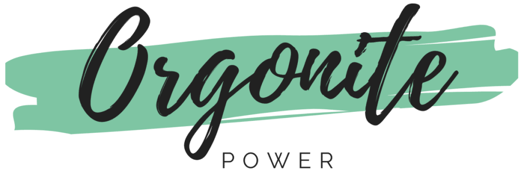 Orgonite Power Logo 1