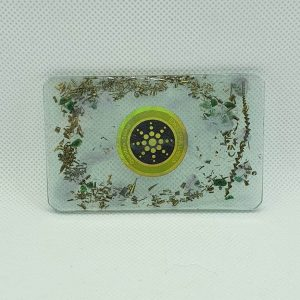 Defender of the Awesome Orgonite Card