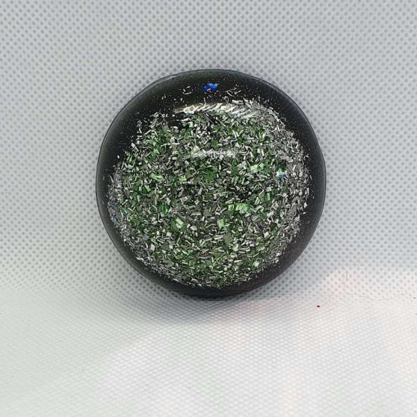Second Day Orgone Orgonite Orb 1